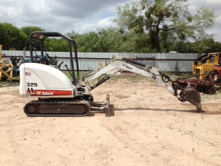 Bobcat 325 Mini Excavator :: Welcome to Schroeder Brothers