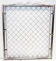 39x36 Sq Walk Gate L/Hdw