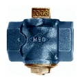 "3/4"" Iron Body Gas Stop"