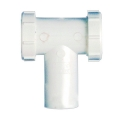 "1-1/2"" Ctr Outlet T&Tlpc"