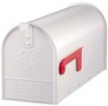 White Mail Box #1