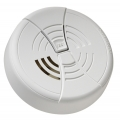 Family Guard Smoke Alarm w/Bat