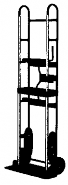 Milwaukee Appliance Hand Truck(Image 1)