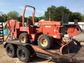 Ditch Witch 4500 Rock Saw(Image 1)